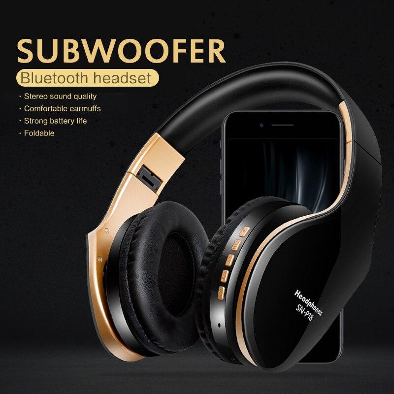 Fones de Ouvido de Bluetooth Montado na Cabeça Fone de Ouvido Esportes Bluetooth Surround Estéreo Fácil Escuta Portátil Elegante Olhando 360 °