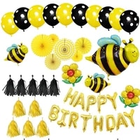 bee themed birthday party childrens party decoration baby shower birthday party decorations wedding decoration