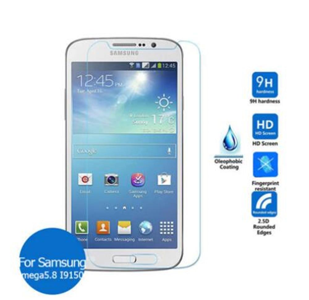 9H Gehard Glas Voor Samsung Galaxy Mega 5.8 I9152 I9150 I9158 Screen Protector Gehard Protective Film Guard