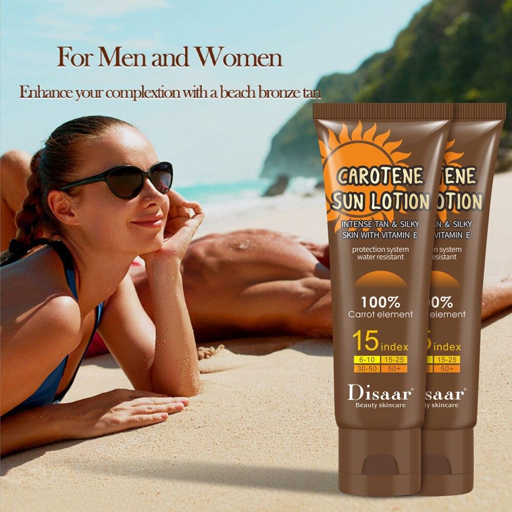 Disaar Body Bronze натуральный бронзатор солнцезащитный крем для самостоятельного загара крем для загара лосьон для загара шкурка для кожи 80 мл