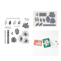 new arrivals 2021 metal cutting dies and scrapbooking for paper making layer petal stamp set embossing frame card