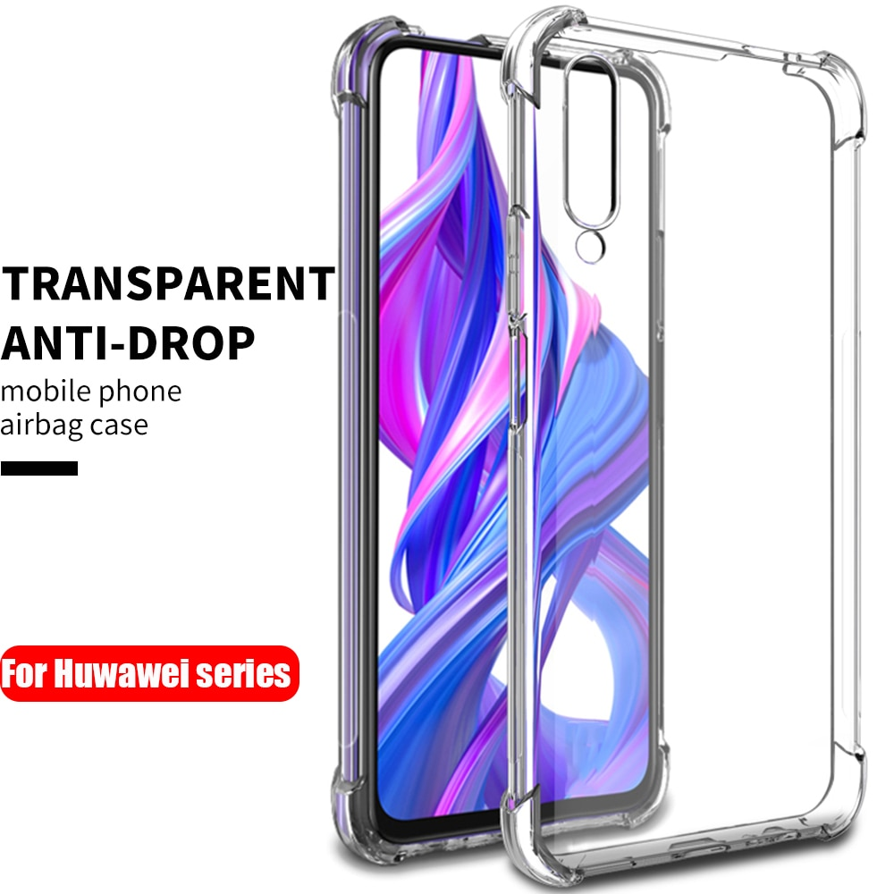 Funda de silicona TPU para Huawei Honor 9 9i 9N 10 7X 7C 7S 8c 8a 8s V20 Y5 Y6 Y7 Y9 Pro Prime 2018 2019 para Mate 20 8 Lite Pro Nova3