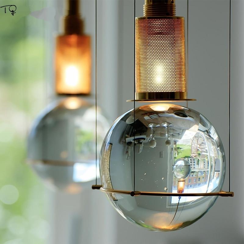 الشمال الفاخرة كريستال ماجيك الكرة مصمم كريستال قلادة أضواء ديكور فني صالون غرفة المعيشة غرفة نوم السرير خلفية الاستوديو