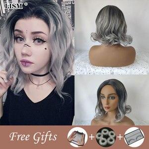 New Wigs for Black Women Pelo Corto Pruiken Kort Haar Lolita Pink Bluered Blonde Naturales Cortas Korte Pruik Pelucas De Mujer