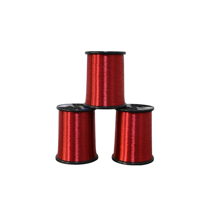kasi 0 01mm 0 02mm 120m enameled copper wire polyurethane enameled copper line soldering solder for iphone chip conductor wire 1KG/lot QA-1/155 2UEW series red polyurethane enameled copper wire high-quality direct welding enameled wire free shipping