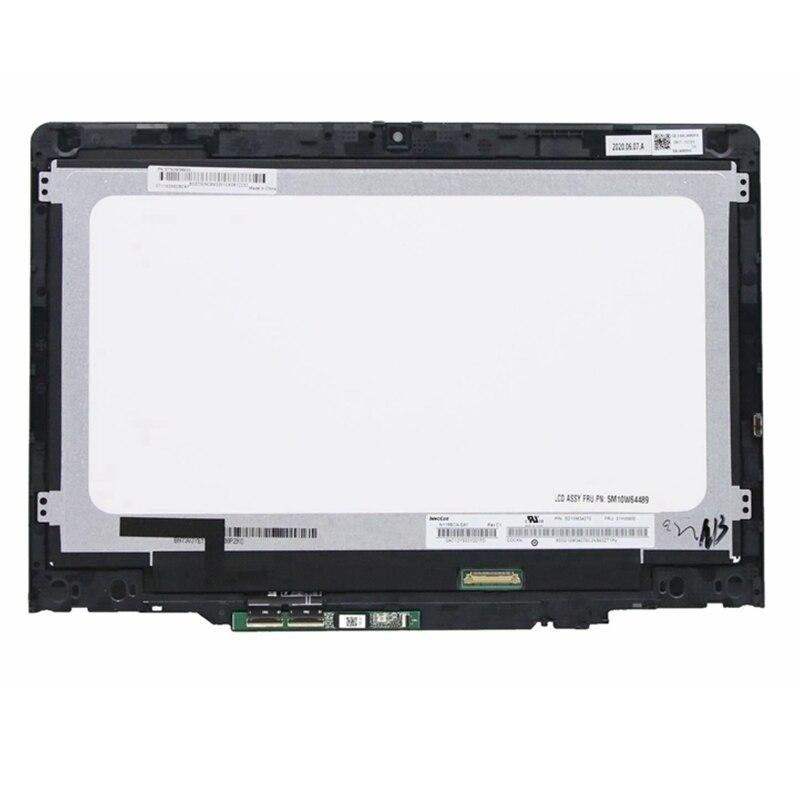 Lcd شاشة تعمل باللمس الجمعية لينوفو 11e اليوغا الجنرال 6 20SF 20SE 11.6 بوصة N116BCA-EA1 HD 1366 × 768 30pins