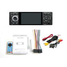 Radio samochodowe 1din 4 cal ekran Autoradio Bluetooth Stereo JSD-3001 12V