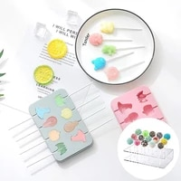 1pc acrylic lollipop holder rectangle shape double lollipop layer stand acrylic cake for wedding acrylic display stand v6q4