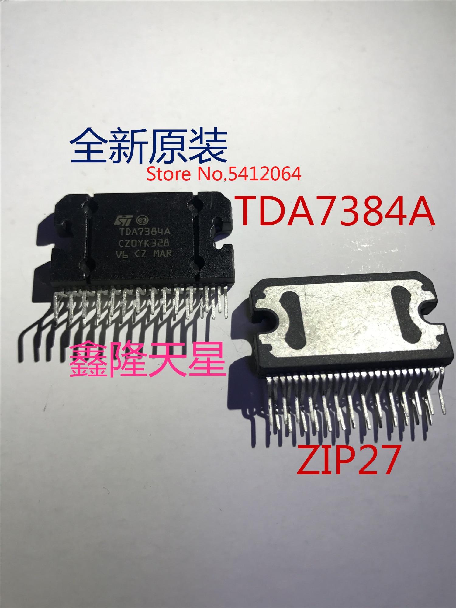 5PCS/LOT  TDA7384A