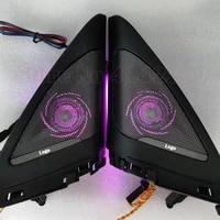 car ambient light speaker cover front door tweeter lamp for bmw 3 series gt f34