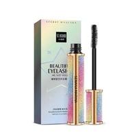 makeup 4d silk fiber lash mascara volume waterproof rimel mascara eyelash extension black thick lengthening eye lashes cosmetics