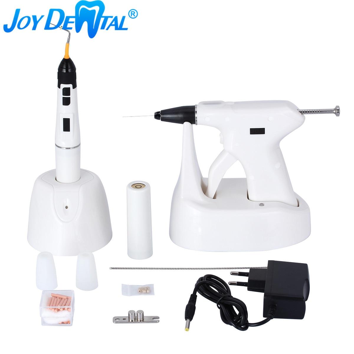 Dental Endo Obturation System SY-FILL Gun Heated Pen Percha Gutta Tips Wireless 3D Filling