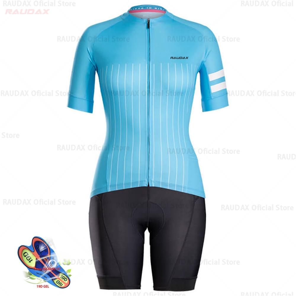 EKOIES-Jersey De Ciclismo De manga corta para mujer, traje De secado rápido...