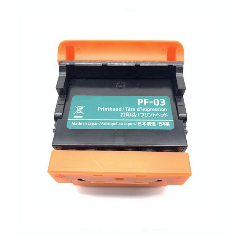 Origial Pinthead PF03 PF-03 03 Para Canon bico IPF-655 pf 755 650 PF-03 iPF8010s/8000/815/510/710/605/610 cabeça de impressão