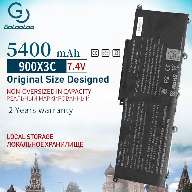 Gololoo 5400 мАч аккумулятор для ноутбука AA-PBXN4AR AA-PLXN4AR для SAMSUNG 900X3C 900X3D 900X3E NP900X3C NP900X3D NP900X3E