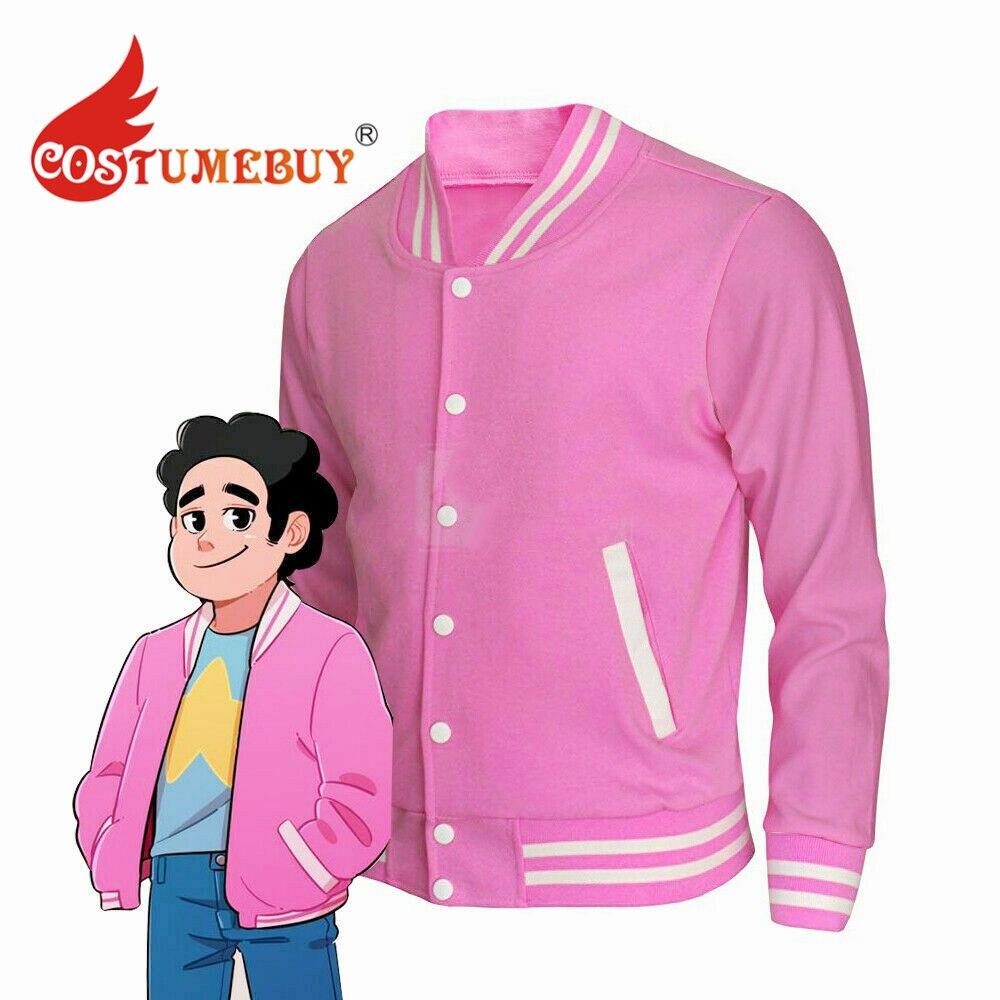 Disfraz de Cosplay de Steven Universe Pink Diamond disfraz de mono de Steven Universe L920