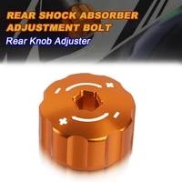 rear knob adjuster for 950 adventure 2004 2006 990 adventure r 09 2012 990 adv s 2006 2008 rear shock absorber adjustment bolt