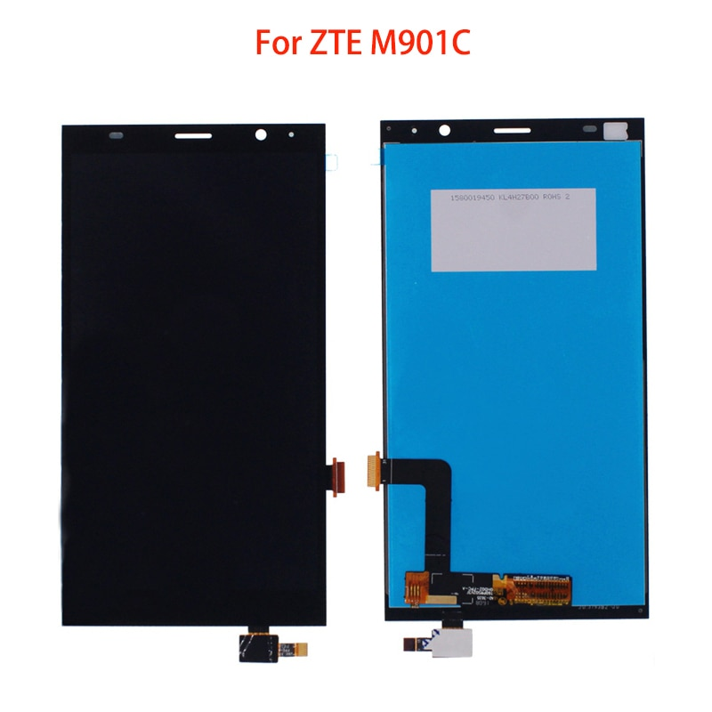 For ZTE Grand X Memo II 2 M901C LCD Display Touch Screen Digitizer Assembly Replacement High Quality