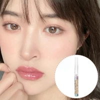 3colors roll on fruit oil lip balm lip oil waterproof lipstick not fade lip gloss long easy to makeup cosmetic lasting non x8d6
