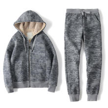 3XL Hoodies Sweatshirt Women Clothes Warm Sports Suit Loose Oversize Hoodies Women Plus Velvet Casual Sweatshirt Outerwear Q2104