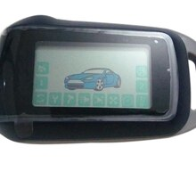 A92 LCD Remote Control Keychain Fob For StarLine A92 two way Car Alarm System