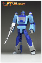 IN LAGER Transformation Roboter Fanstoys FT-39 FT39 Jabber G1 Blurr Action figur