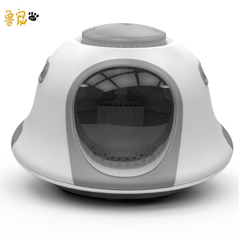 Travel Toilet Portable Pet Products Cat Litter Box Sifting Large Sandbox Cat Self Cleaning Cat Litter Lettiera Gatto Home Eg50mb