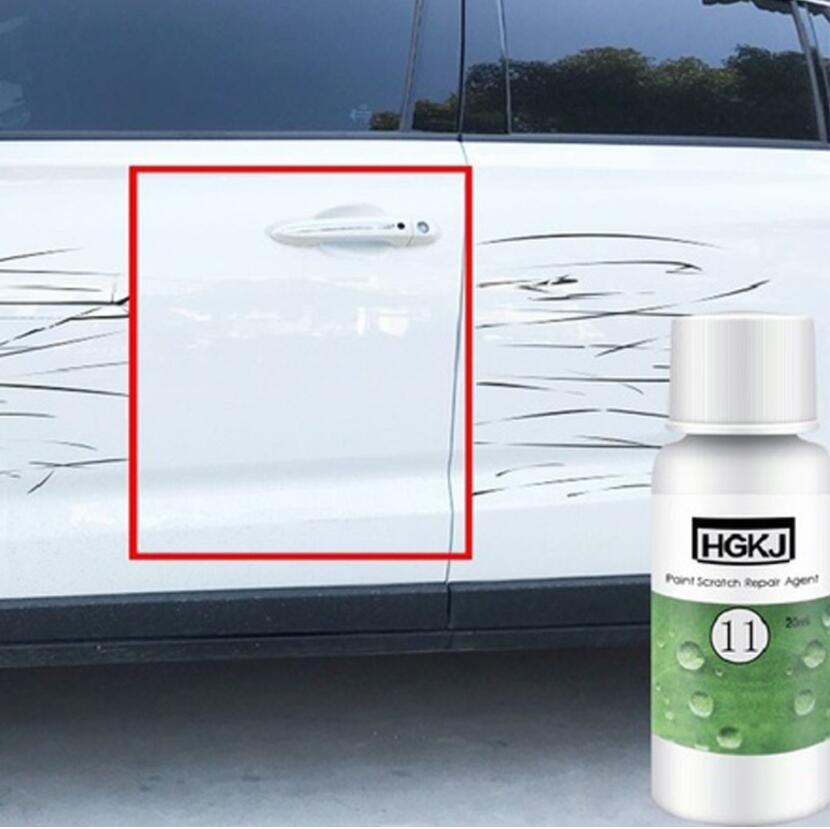 Car Paint Scratch Repair Agent for Toyota RAV4 Land Cruiser Camry Highlander Prado Prius Yaris Corolla Vitz