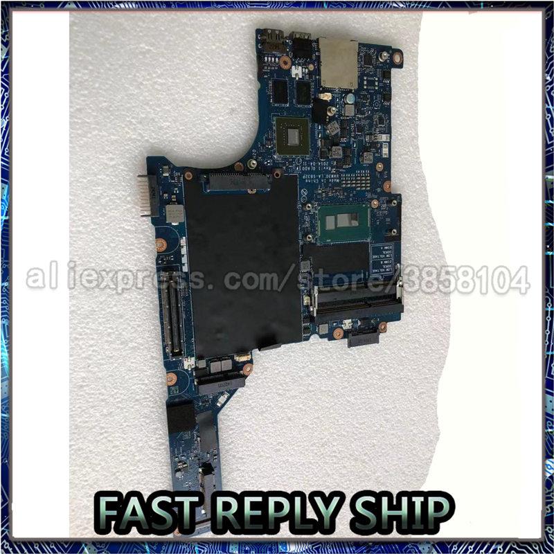 SHELI Placa base para ordenador portátil JOUTNDLN para Dell Latitude E5440 VAW30...