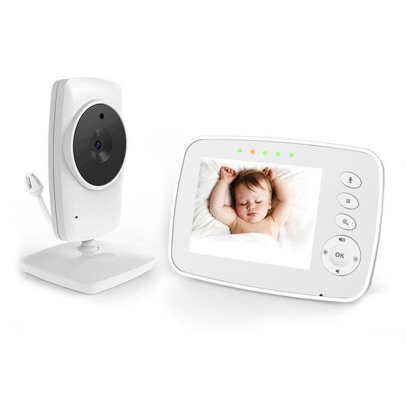 3.2 بوصة لاسلكي مراقبة الطفل الأمن كاميرا 2 طريقة الكلام الفيديو و الصوت للرؤية الليلية مراقبة الطفل جليسة الإلكترونية Babyphone