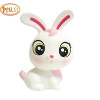 Милый кролик мягкий, игрушки для детей, медленно восстанавливает форму, сжимает ароматизированные игрушки для снятия стресса, мягкие сжима...