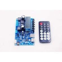 TPA3116 50W+50W Bluetooth 5.0 Audio Stereo Digital power amplifier board FM Radio USB Decode player Remote control