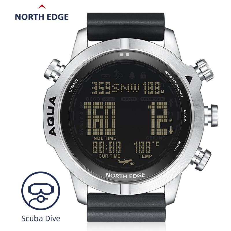 Reloj de ordenador de buceo para hombre, cronógrafo Digital inteligente, resistente al...
