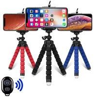 Штатив для мобильных телефонов, мини-штатив с креплением для камер, смартфонов, держатель, подставка-осьминог