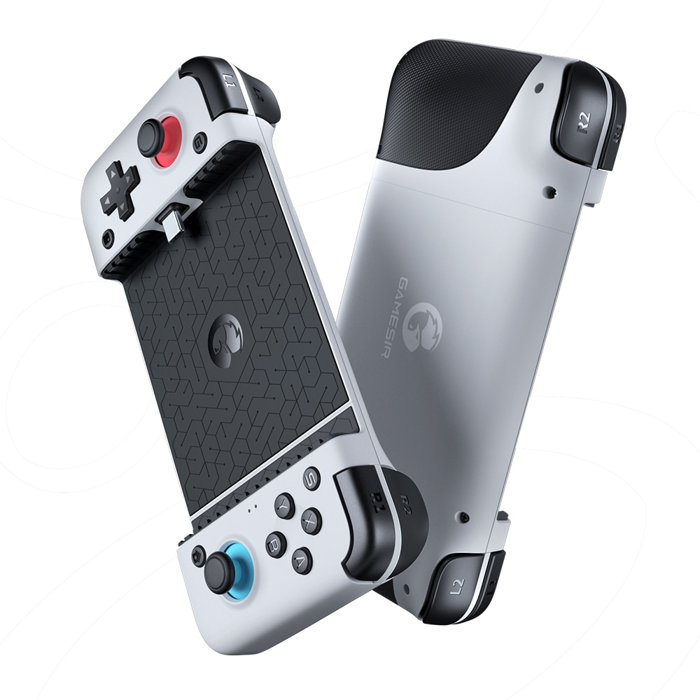 X2 Type-C Mobile Game Controller 2021 New Version Gamepad for Xbox Game Pass, PlayStation Now, STADIA Cloud Gaming