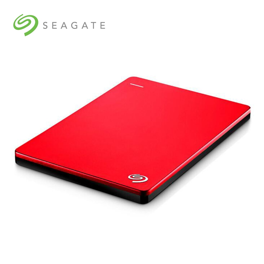"Seagate disco rígido externo 500gb, 1 tb backup plus slim usb 3.0 hdd 2.5 ""extern portátil"