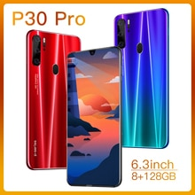 Global Version P30 Pro 8GB 256GB 5G smartphone 6.3 inch MTK 6595 10 core 4g network Mobile Phones An