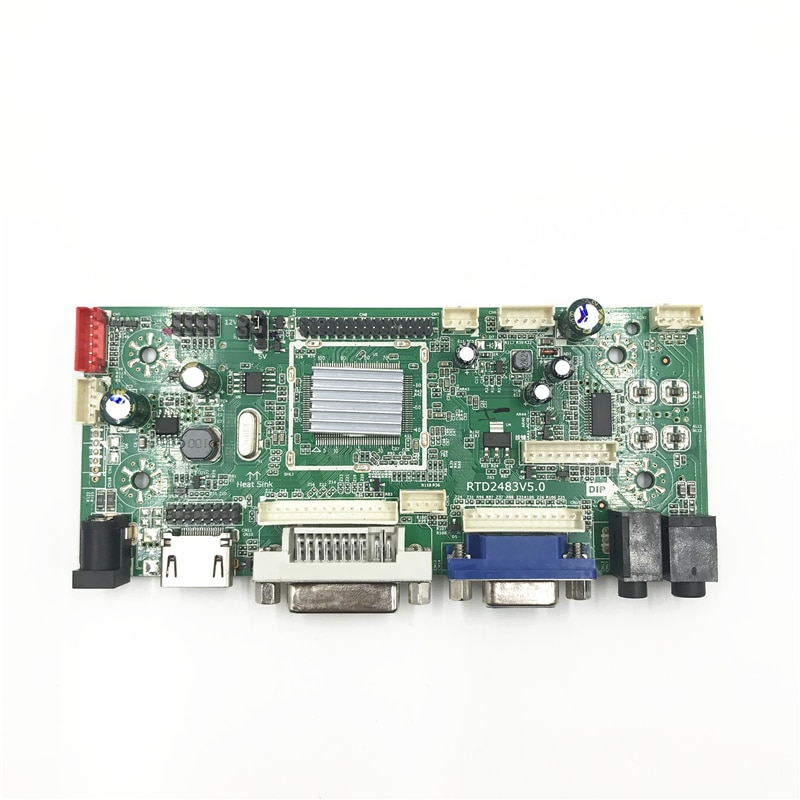 HDMI VGA 23,6 1920x1080 LVDS