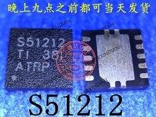 1 قطعة جديد الأصلي TPS51212DSCRG4 TPS51212 S51212 QFN10 في المخزون الصورة الحقيقية