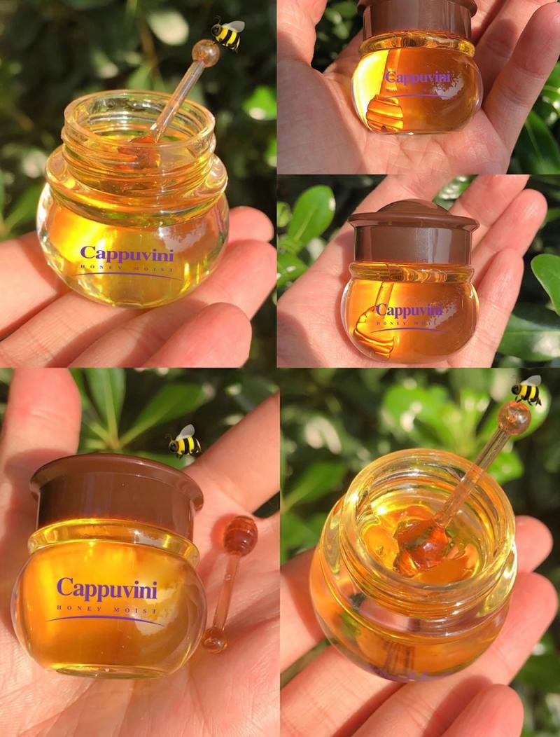 Cappuvini Moisturizing Liquid Lip Balm Nourishing Anti-wrinkle Lip Gloss Lip Care Anti-cracking Unisex Lip Oil Lip Makeup TSLM1