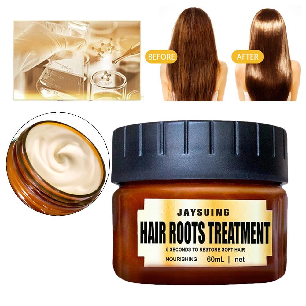 Mascarilla de tratamiento mágico para todo tipo de cabello, 60 Ml, 5...