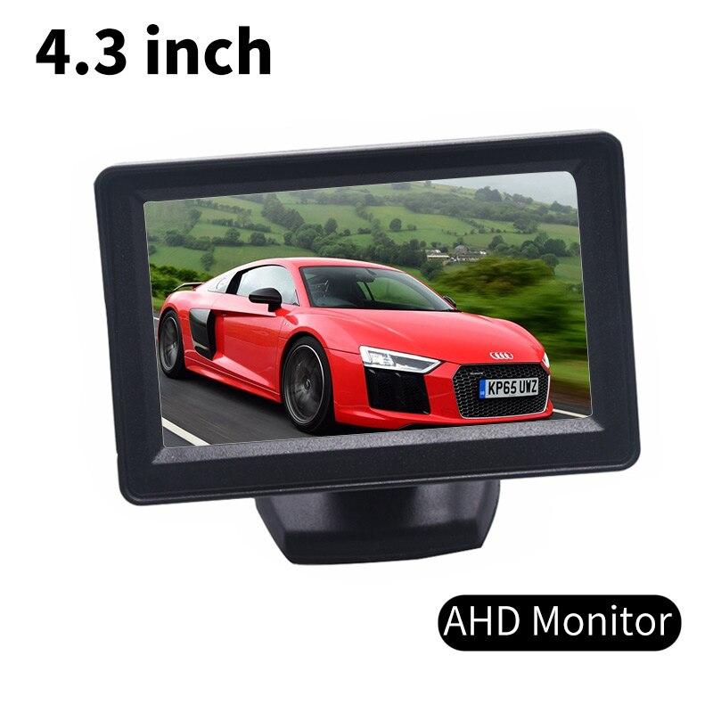 Monitor LCD de coche de alta definición 1280*720 con pantalla Sceen de buena calidad