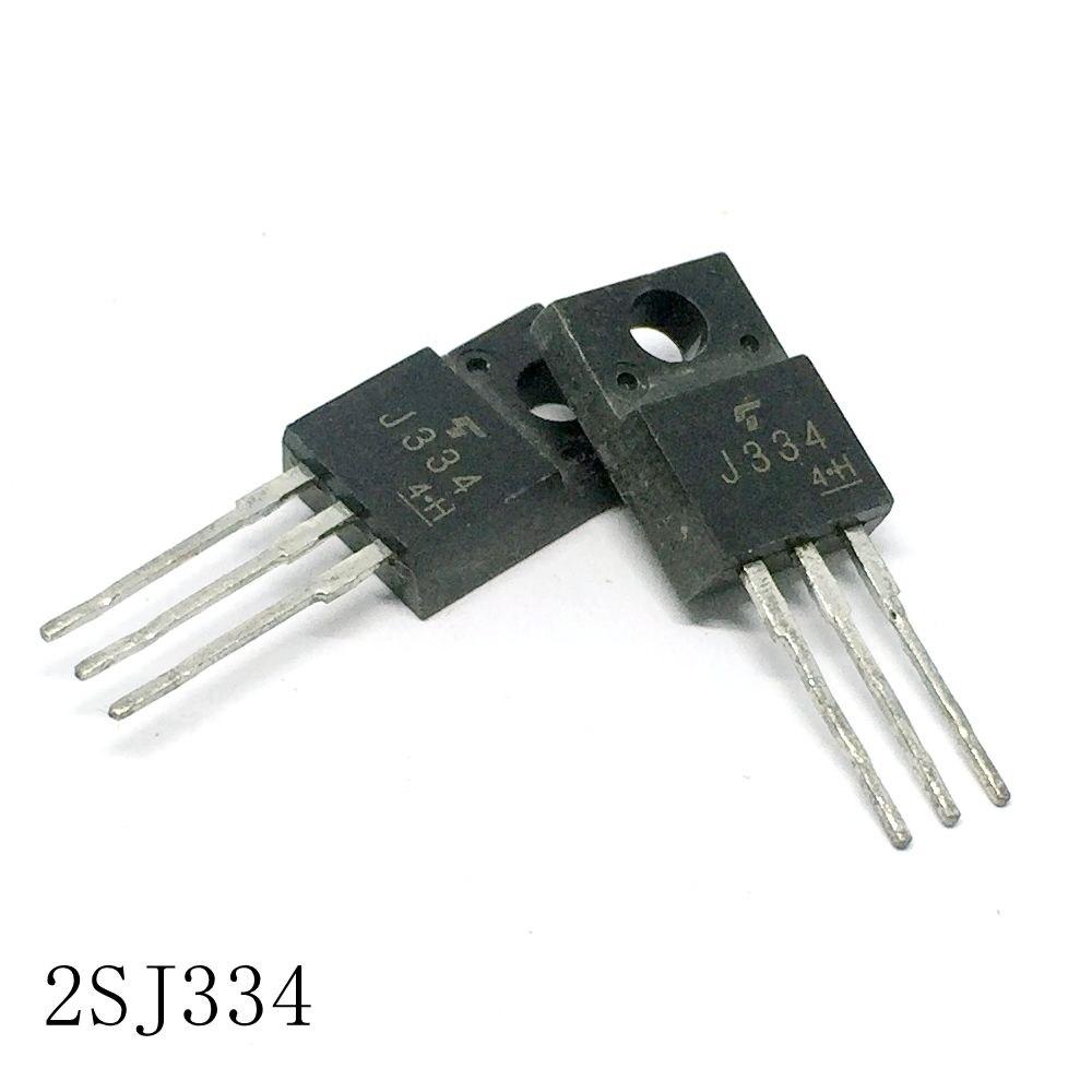 MOS 2SJ334 2SK2645 2SK2333 2SK1306 2SK1305 2SK1766 2SK3114 2SK3520 2SK3703 TO-220F 10 unids/lote nuevo en stock