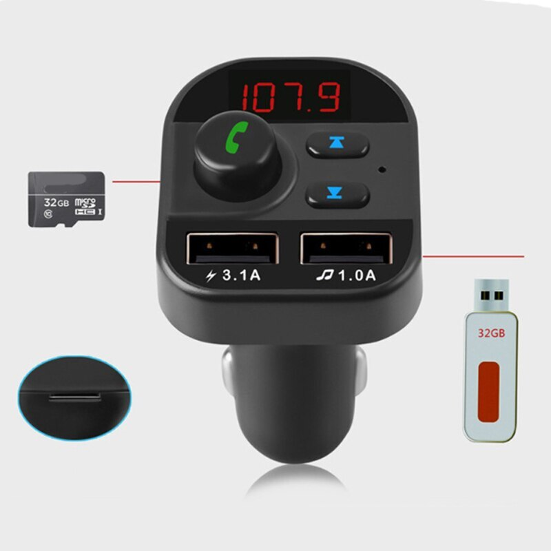 76 108mhz fm stereo radio diy kit wireless fm receiver module frequency modulation electronics soldering practice project Mayitr FM Transmitter Wireless Handsfree Audio Receiver Auto MP3 Player Car Handsfree Kit Wireless Radio FM Transmitter Adapter