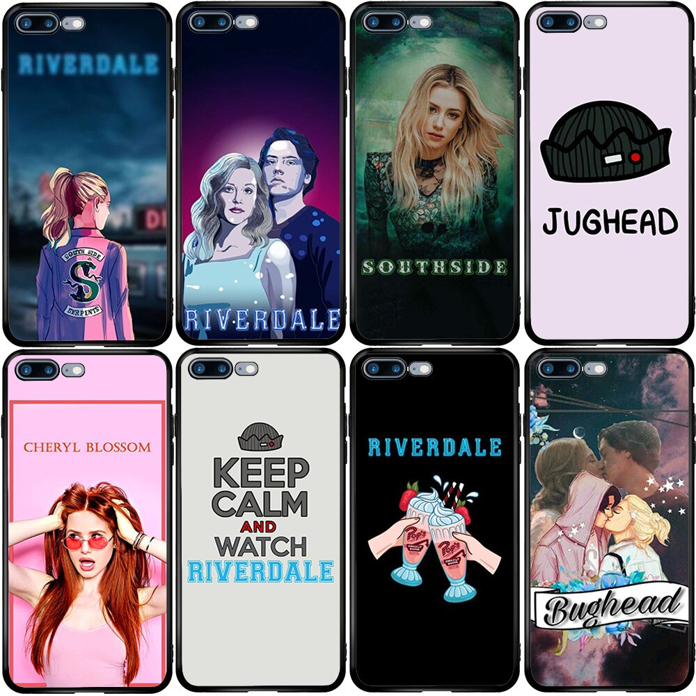 Riverdale Jughead Jones TV Cover Case For Huawei Honor Mate 9 10 20 30 P Smart Y5 Y6 Y7 Y9 P10 P20 P30 P40 Lite Pro 2018 2019