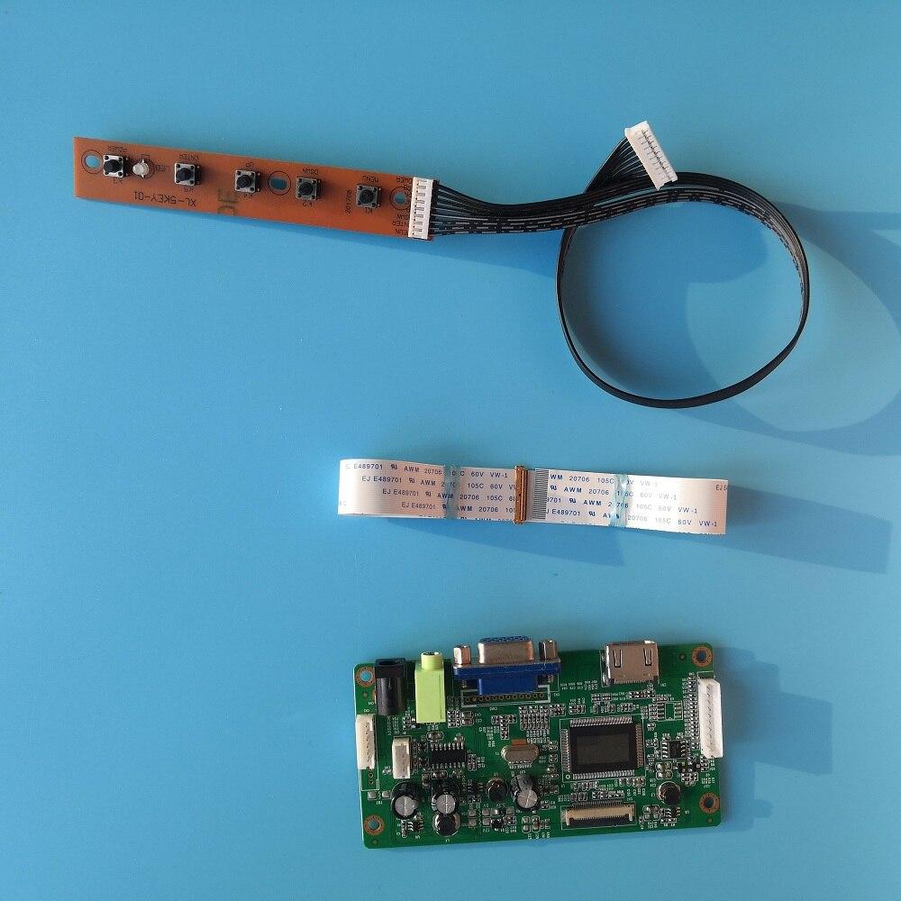 LED EDP لوحة تحكم لتقوم بها بنفسك لشاشة LP156WHB-TPA1 1366X768 15.6
