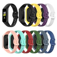 Smart Bracelet Wristband For Samsung Galaxy Fit-e R375 Sport Soft Silicone Watch Strap For Galaxy Ba