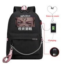 Anime Backpack bag рюкзак школьный plecak sırt çantaları Teens School Book Back pac