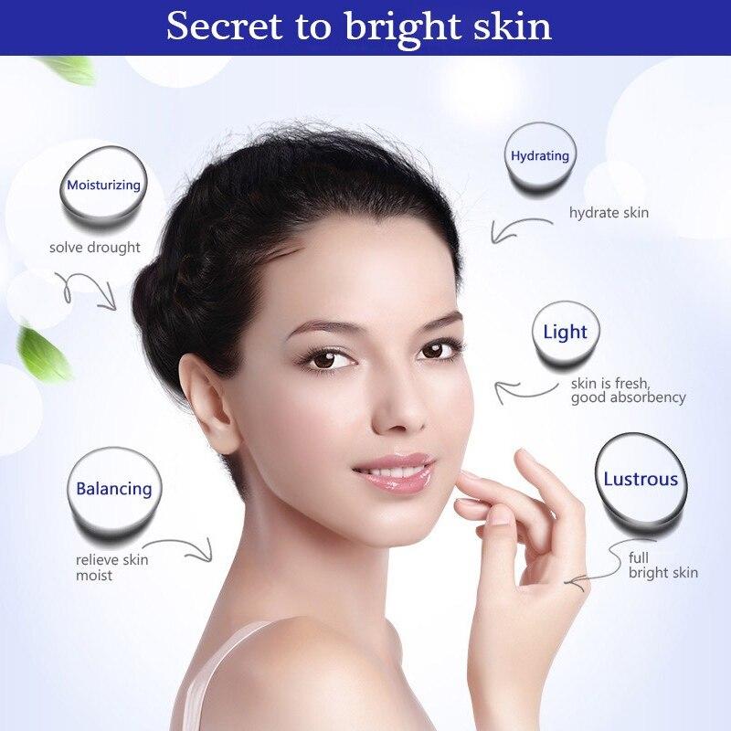 Купить с кэшбэком Bioaqua Blueberry miracle glow wonder Face Toner Makeup water Smooth Facial Toner Lotion oil control pore moisturizing skin care