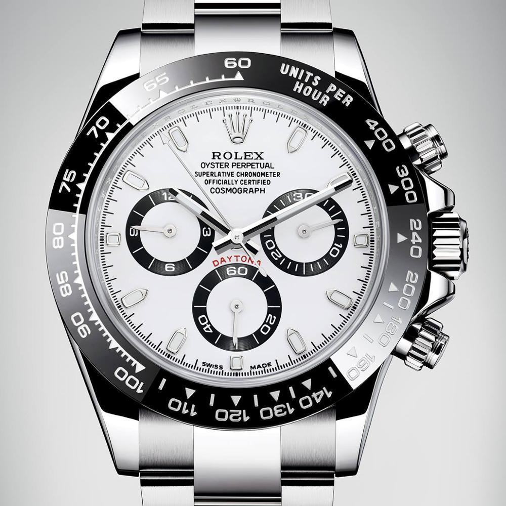 2020 rolex- Fashion Brand Automatic Mechanical Watches Men's Waterproof Skeleton Wrist Watch With wo